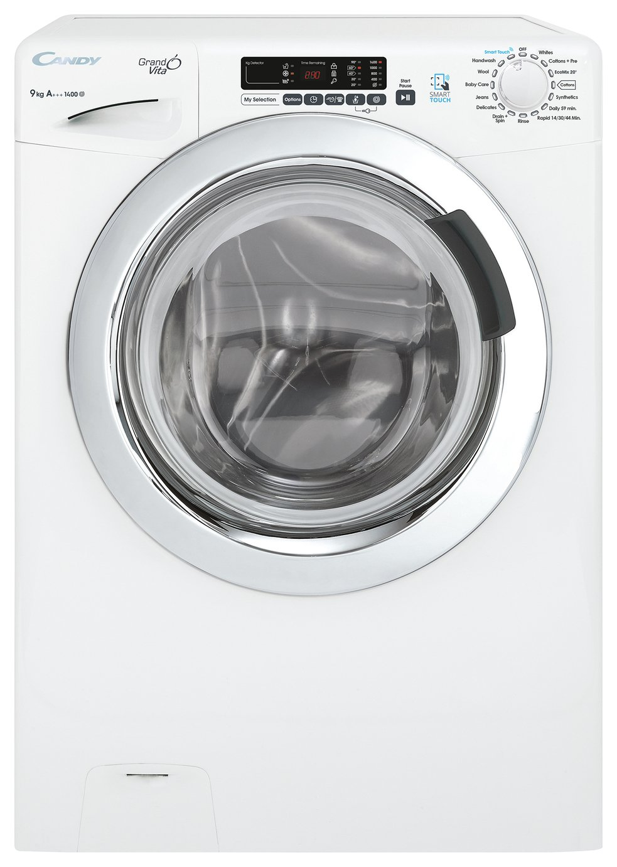 Candy GVS149DC3 9KG 1400 Spin Washing Machine - White