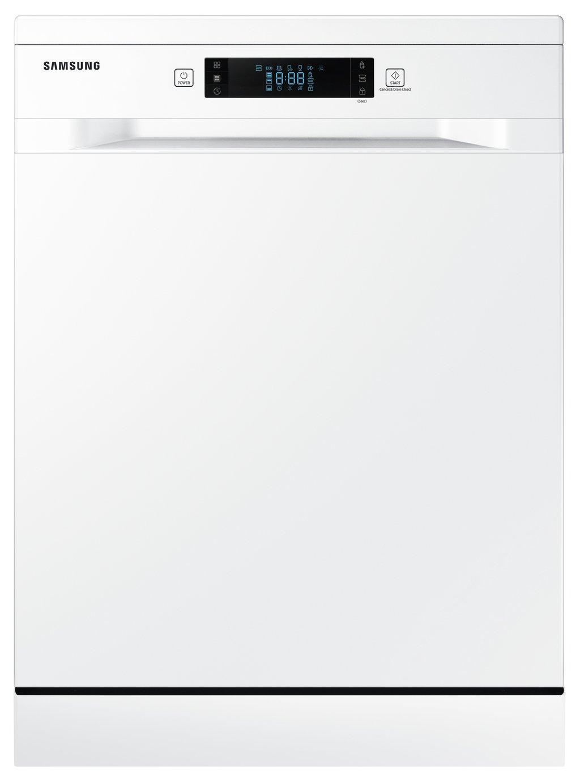 Samsung Series 6 DW60M6050FW Full Size Dishwasher - White